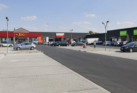 Complexe commercial Jaco